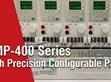 输出电压高精度的可配置输出电源供应器:UMP-400系列