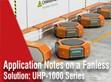 产品应用与无风扇解决方案-UHP-1000